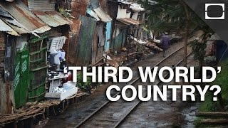 What Does 39 Third World Country 39 Mean