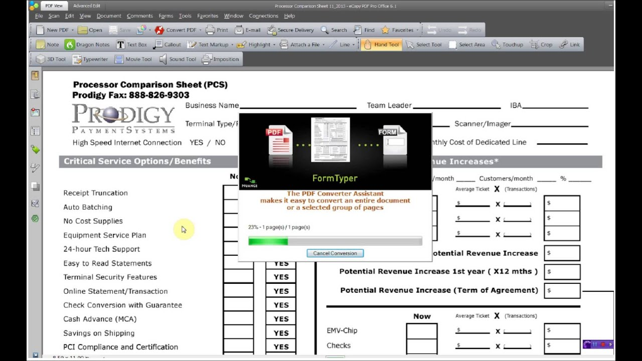 make ecopy pdf pro office default pdf viewer