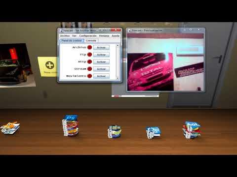 Crear Sistema De Seguridad Con Camaras Web Para Ver desde Android - Parte 1