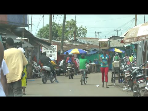 LIBERIA: Emerging from the Shadows? - Documentary