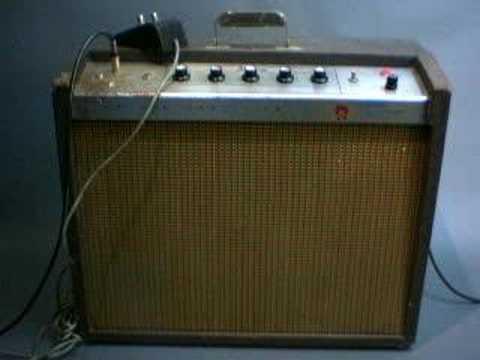 1960's Flacon Guitar Amplifier