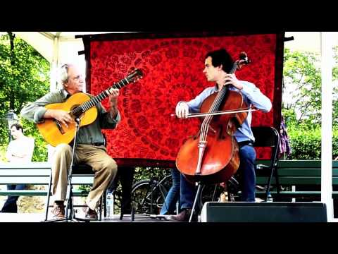 Pedro Soler&Gaspar Claus-Parc de la Turlure-25 juin 2011- #2