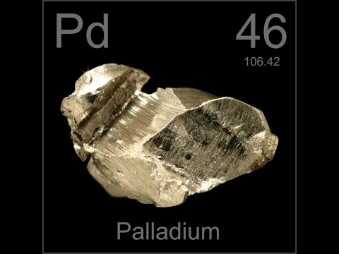 What is Palladium?