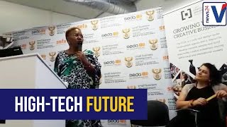 Small businesses need to embrace technology to access markets Lindiwe Zulu
