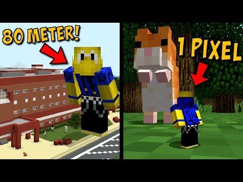 Wir schrumpfen in der Schule! (Riesiger Hamster, Igel, Frettchen) - Mod Vorstellung