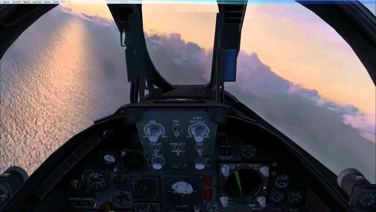 Fsx a 7 corsair flight kauai youtube for Badezimmer 4 x 2 m