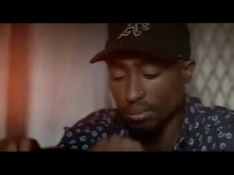 2pac - Starin&#039; Through My Rear View (Music Video)