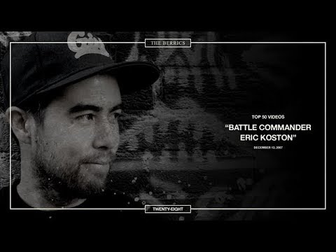 Berrics Top 50: 28 | Eric Koston - Battle Commander