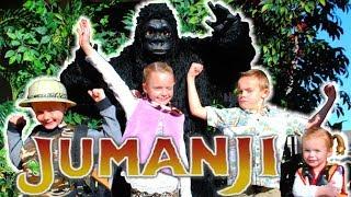 Jumanji 2 Kids In Real Life| Kids Fun TV