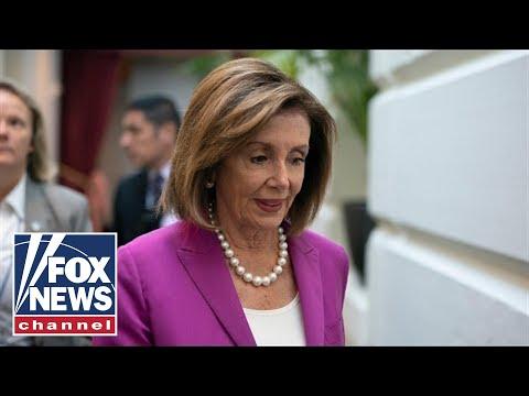 Democrats blast Trump39s 39derogatory39 attacks at Pelosi
