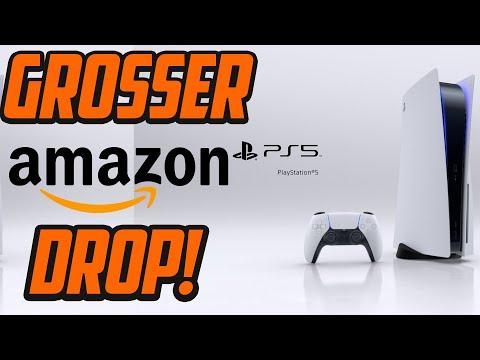 Playstation 5 - News zum großen Amazon Drop!
