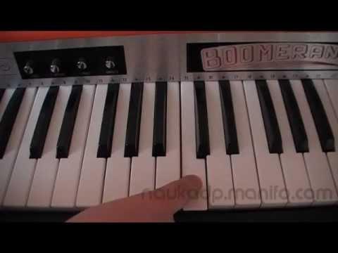 Jak Zagrać Płonie Ognisko Na Keyboardzie