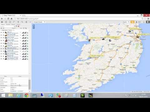 Fleet Tracking GPS Software By Easy Track