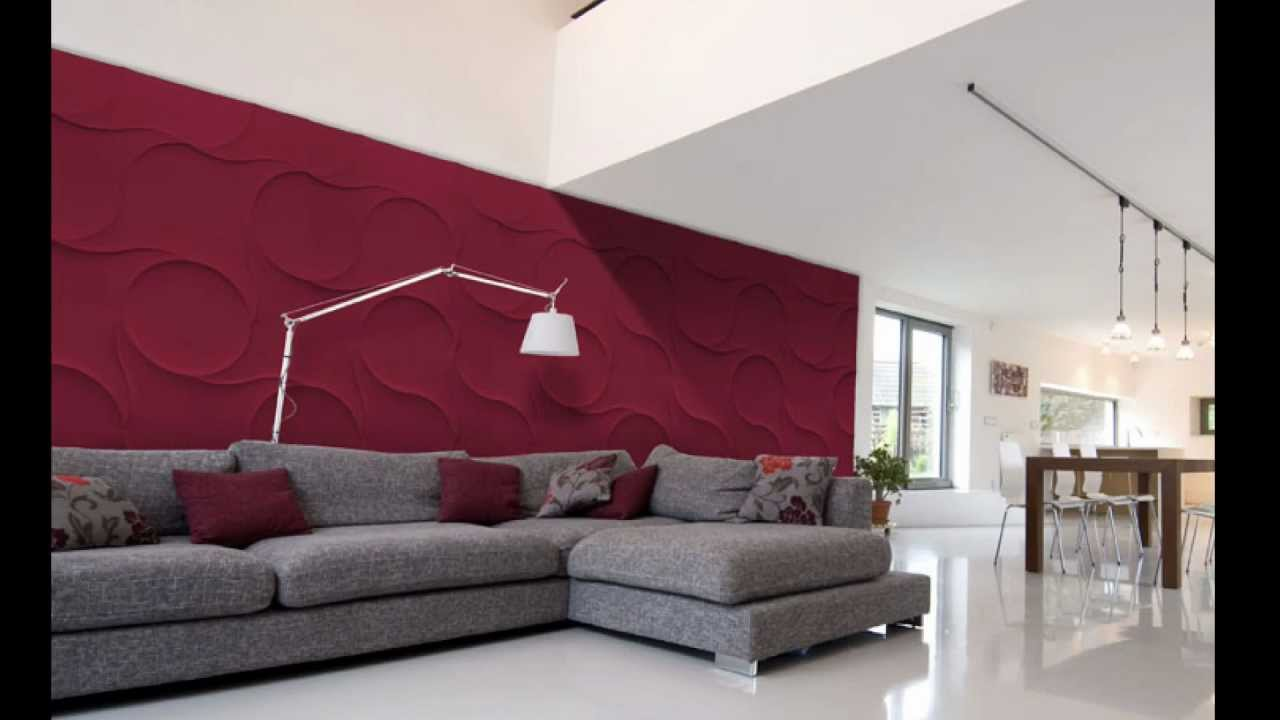 Introduction to 3d wall panels and textured wall panels for Living room 3d tiles