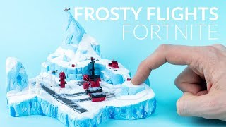 Frosty Flights (Fortnite Battle Royale) - Polymer Clay Tutorial