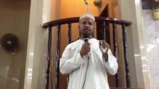 Mkumbuka sheikh Nureni Imamu hayatiye(kachiswahili)