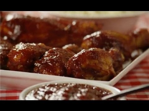 Chicken Recipes: Oven-Barbecue Chicken--No Grilling Needed!