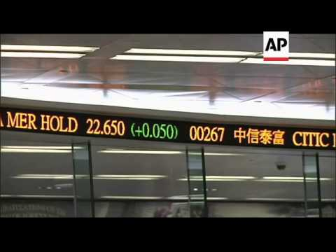 Markets open in Asia as worries continue over double dip recession