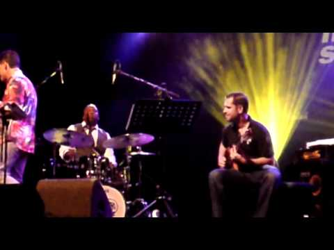 Save your love for me - Kurt Elling&Charlie Hunter Trio at North Sea Jazz 2012