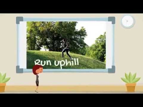 Training outdoors for exercise and mental health