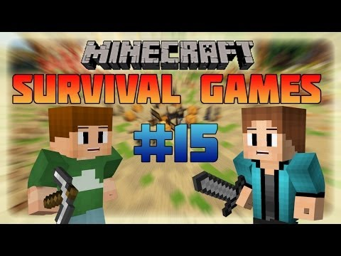 Eigenwerbung = UNCOOL?! - Minecraft Survival Games #15 [German/Deutsch] [HD]