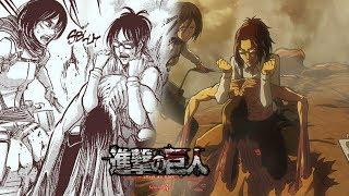 TODO MAL: SHINGEKI NO KYOJIN SEASON 3 CAPITULO 1. (anime vs manga)