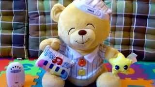 Dětská chůvička medvídek - Vtech