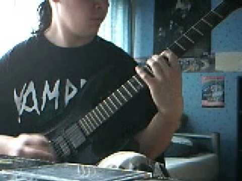 Kalmah - Doubtfull About It All (cover)
