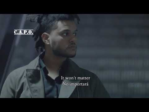 The Weeknd - I Was Never There [Lyrics - Sub Español]