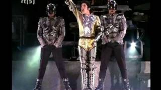 Michael Jackson - Scream, They don't care about us, In the closet Live(Subtitulado español)