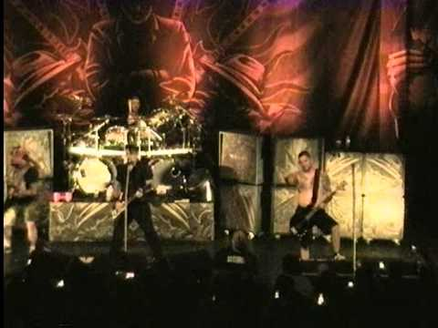 VOLBEAT Pool Of Booze with JON SCHAFFER of Iced Earth Sherman Theatre 7/18/12