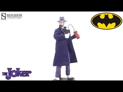 Video Review of the Sideshow Collectibles: The Joker