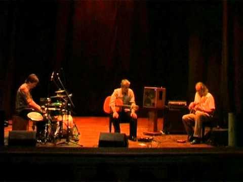 Pedro Javier Gonzalez trio - live at Teatro Rossetti - Martinski (rumba)