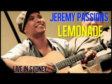 Jeremy Passion - Lemonade - music playlist