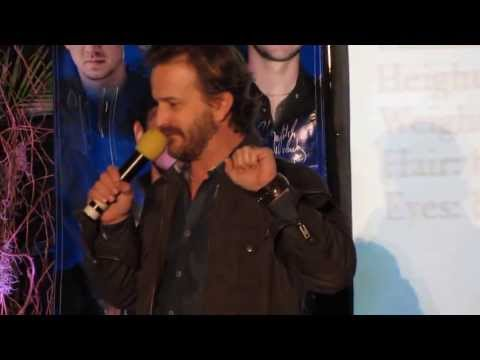 Misha's Introduction at Supernatural Con NJ 2013