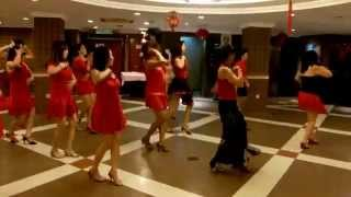 CASA MUSICA - Line Dance ( Roy Verdonk ( NL ), José miguel Belloque Vane ( NL )