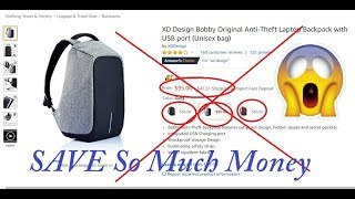 Anti Theft Bag, Multifunctional & USB Charging 15 inch Laptop Backpack for Travellers21
