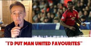 """""""I'd put Man United favourites"""" - Pat Nevin on PSG tie and Chelsea embarrassment"""