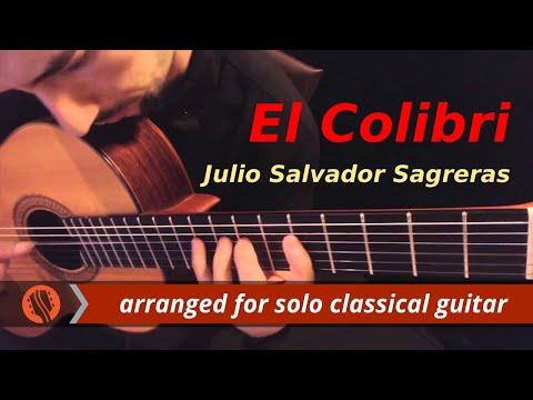 Хулио Сальвадор Сагрегас - Колибри