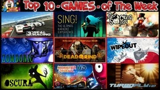 #193 HD GAMES - Top 10 Best New Games of The Week - Dead Wipeout Hero