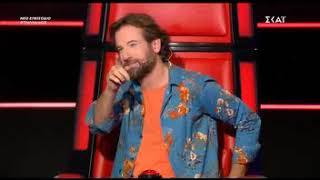 The Voice: Ο Λούης Παναγιώτου από τη σκηνή του Eurovision Junior στη σκηνή του τάλεντ σόου