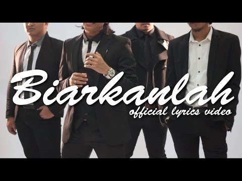 Drama Band - Biarkanlah (Official Lyrics Video).