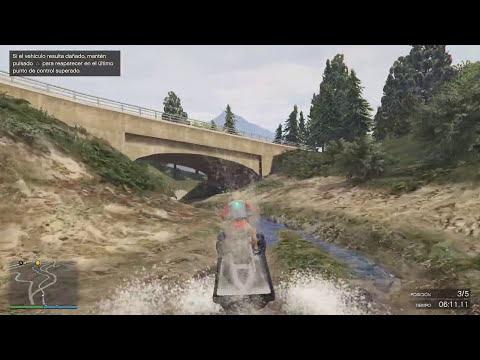 GTA V Online - ¿Pero Que Locura es Esta? Imposible!! - Carreras Épicas #52 - Funny Moments GTA 5