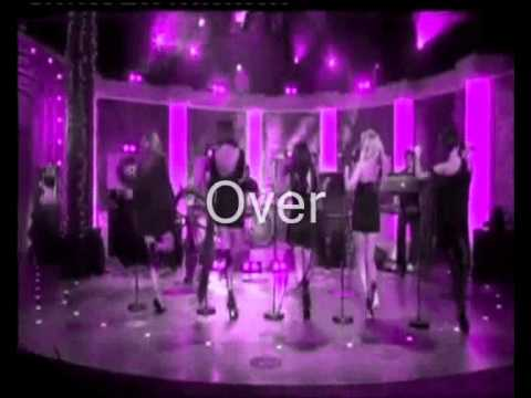 The Saturdays-forever Is Over (karaoke instrumental With Lyrics) video
