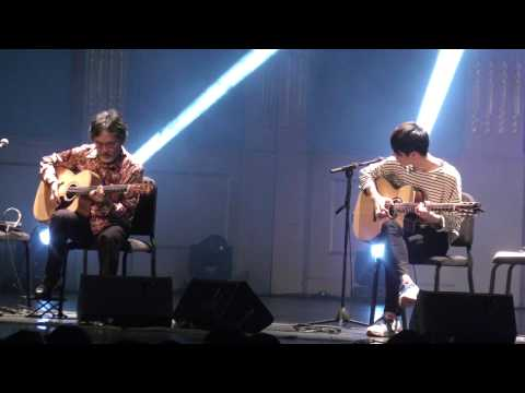 Kokomo - Masa Sumide & Sungha Jung (live) video
