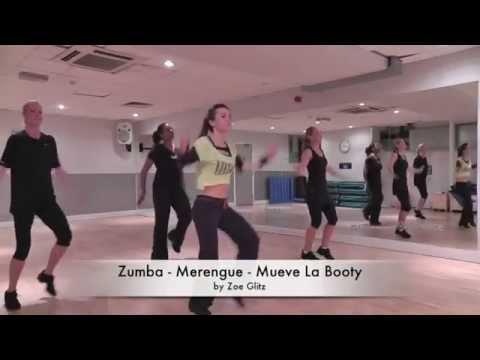 Zumba - Merengue - Mueve La Booty