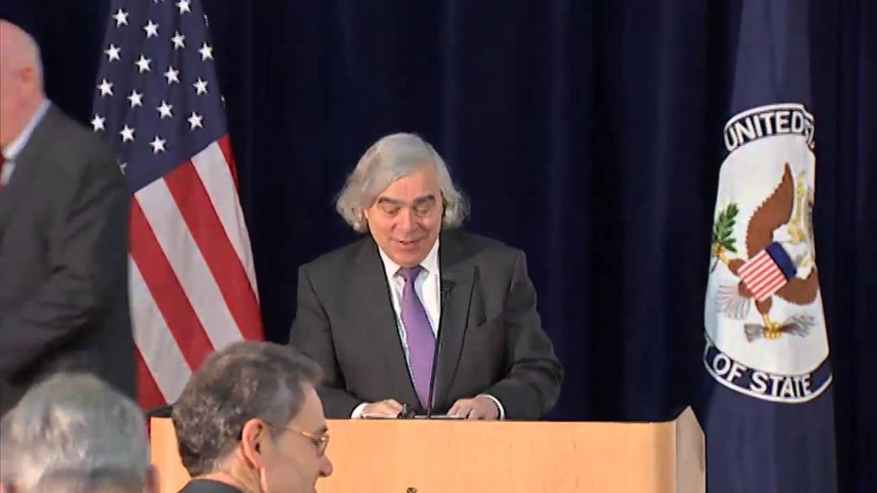 Symposium on Religion and Climate Change: Keynote Address with Ernest Moniz