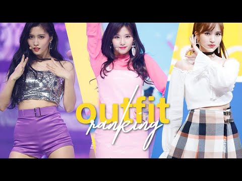 Ranking Twice Stage Outfits by Era ft. KPOP SHAKE!