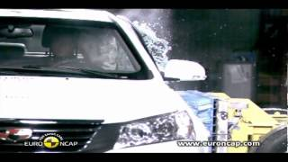 2012 Geely Emgrand EC7 - Crash Test