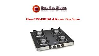Best Gas Stoves 2019